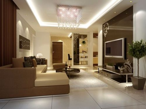 Living Room Designs living room designing services in saki naka, mumbai | id: 4848512448