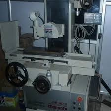 Used Surface Grinding Machine Manufacturer From Rajkot