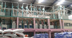 Rice Mill Turnkey Project