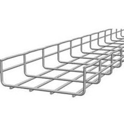 Wire Mesh Type Cable Tray, Cable Tray - Ams Engineering Industries ...