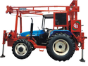 Tractor Mounted Portable Water Well Drilling Rig