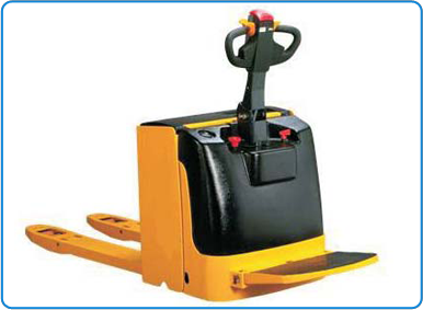 Pallet Truck Battery Operated Manufacturer From Coimbatore