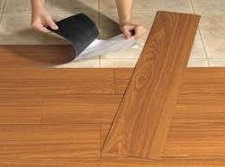 Vinyl Strip Flooring At Rs 40 Square