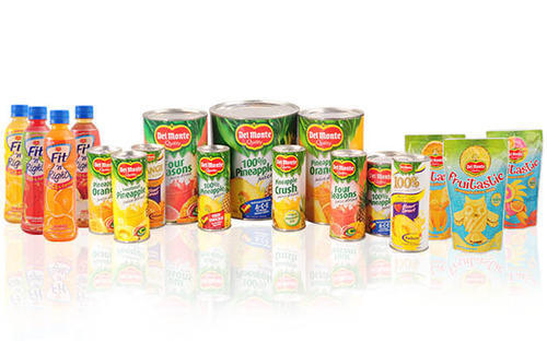 Delmonte Fruit Drinks Beverage Products Mauli Jagran Chandigarh