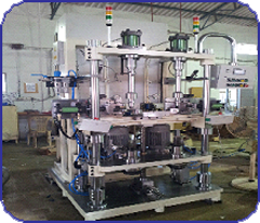 Industrial Spinning Machine, Special Purpose Forming Machine, Semi-Automatic