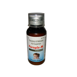 Paracetamol 125 mg Mefenamic Acid 50 mg Syrup