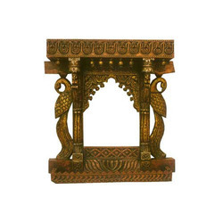 Indian Wooden Jharokha