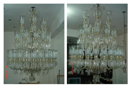 Antique Chandelier 48 Light