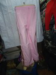 Ladies Pink Trouser