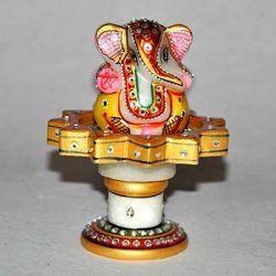 Revolving Ganesha Statue