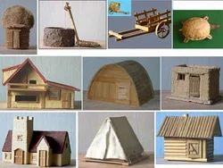 Landscapes Handicraft