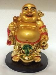 Laughing Buddha Kuberar Happy Man Chinese Feng Shui Kube