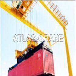 Container Crane Lift