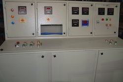 High Voltage Transformer Testing Panel