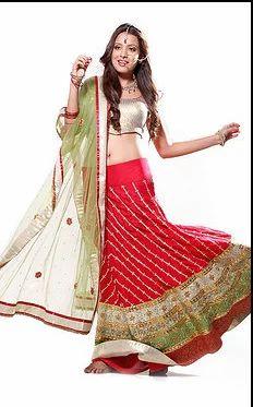 bab50ece5c4654 Traditional Silk Lehenga, Sarees, Lehenga And Salwar Suits | M/s 2 ...