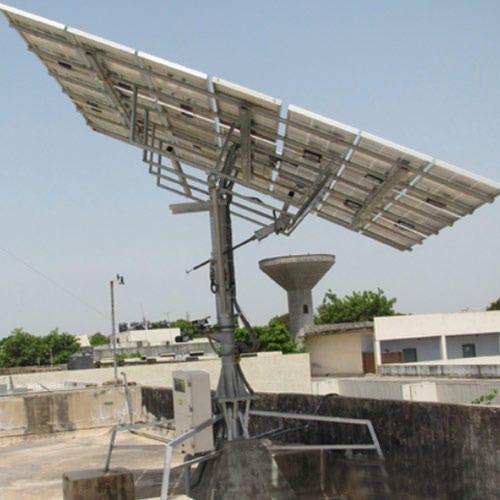 Solar Dual Axis Tracking System Auto Solar Tracker