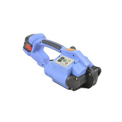 Pneumatic  Battery Operated Strapping Tool for Polyester