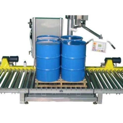 Drum Filling And Weighing Machine