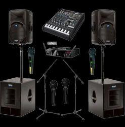Audio Visual Equipments on Hire