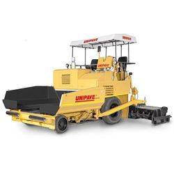 Mechanical Asphalt Paver