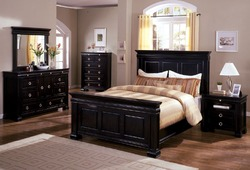 Espresso Bedroom Furniture Set