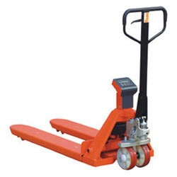 Weigh Scale Pallet Truck