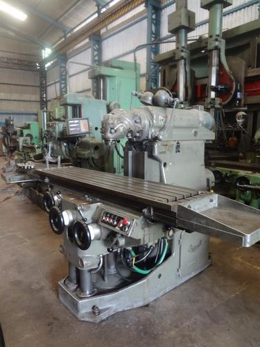 All Types Of New Milling Machines And Used Milling Machines For Sale >> Huron Bed Type Milling Machine View Specifications Details Of