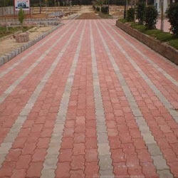 Rubber Mould Zig Zag Pavers At Rs 40 Square Feet जिग