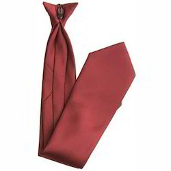 Office Clip on Tie