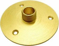 Brass Back Plate 50mm