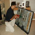 Colour TV Repairing Services