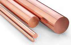 copper round bar