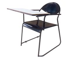 Steel and Wood Classroom Chair