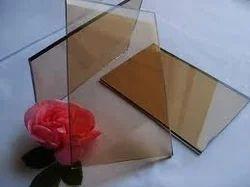 Brown Tinted Glass