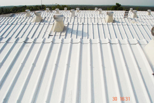 Manufacturer Of Excel Coolcoat Heat Reflective Cool Roof