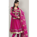 Sleeve Anarkali Suit