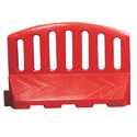 Plastic Road safety Barrier Barricador-1500