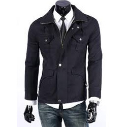 Mens Cotton Jacket - Manufacturers, Suppliers & Exporters