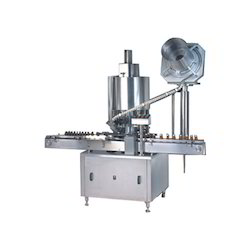Four Head Bottle Capping Machine