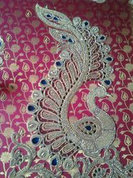 Hand Embroidered Motif
