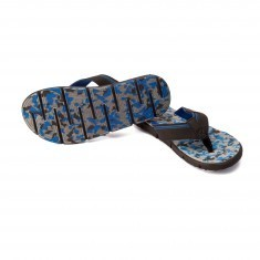 Gas Men Blue Flip Flops