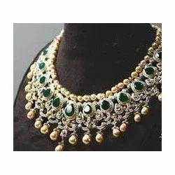 Cz Designer Necklace Cz Necklaces Rishi Zaveri Designs Mumbai