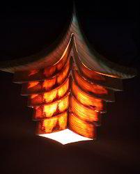 Quad Arch Hanging Light