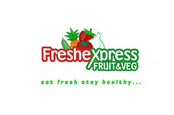 Logo Design for Fresh X Press