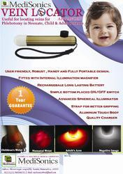 Adult Pediatric Vein Locator / Finder / Detector Advanced.