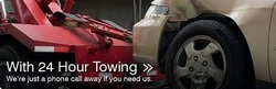 24 hrs Towing Services