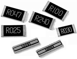 Thick Film Chip Resistors