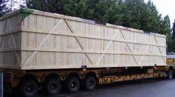 Heavy Machinery Packing