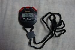 Digital Stop Watch - RACER