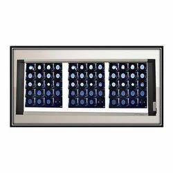 Three Screen LED X Ray View Box